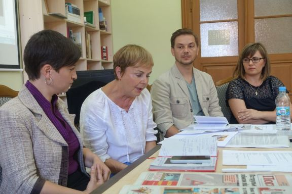 Media experts from Germany, Ukraine and Moldova