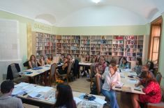 Young journalists from Ukraine, Germany and Moldova participate in the project